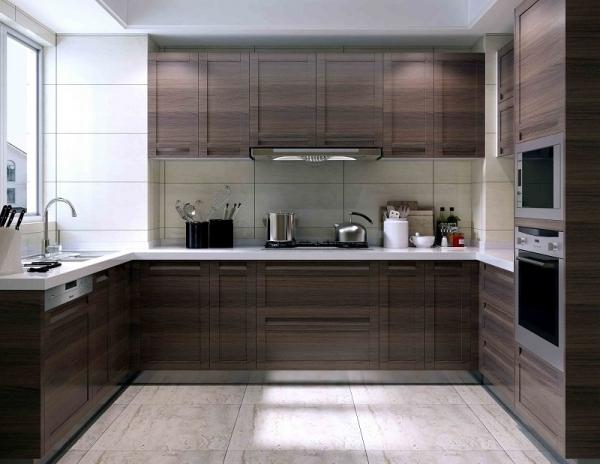 现代厨房门板定制