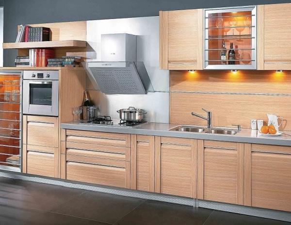 实木厨房门板定制